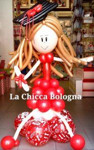 Allestimento festa laurea Bologna