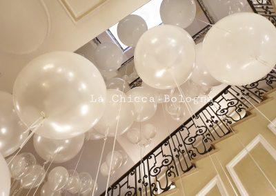 palloncini e feste a bologna