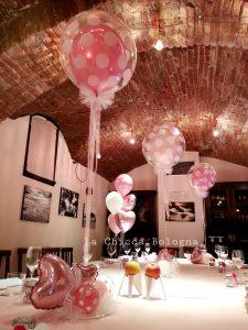 Allestimenti con palloncini per compleanni Bologna