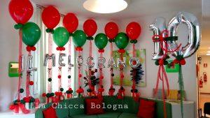 Numeri di palloncini a elio Bologna